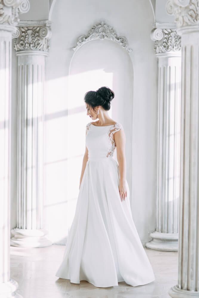 Svatební šaty nyní a před 100 lety 3