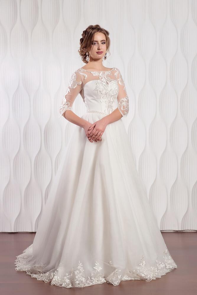 Svatební šaty nyní a před 100 lety 7