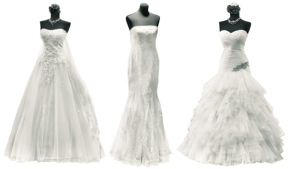 Svatební šaty nyní a před 100 lety 13
