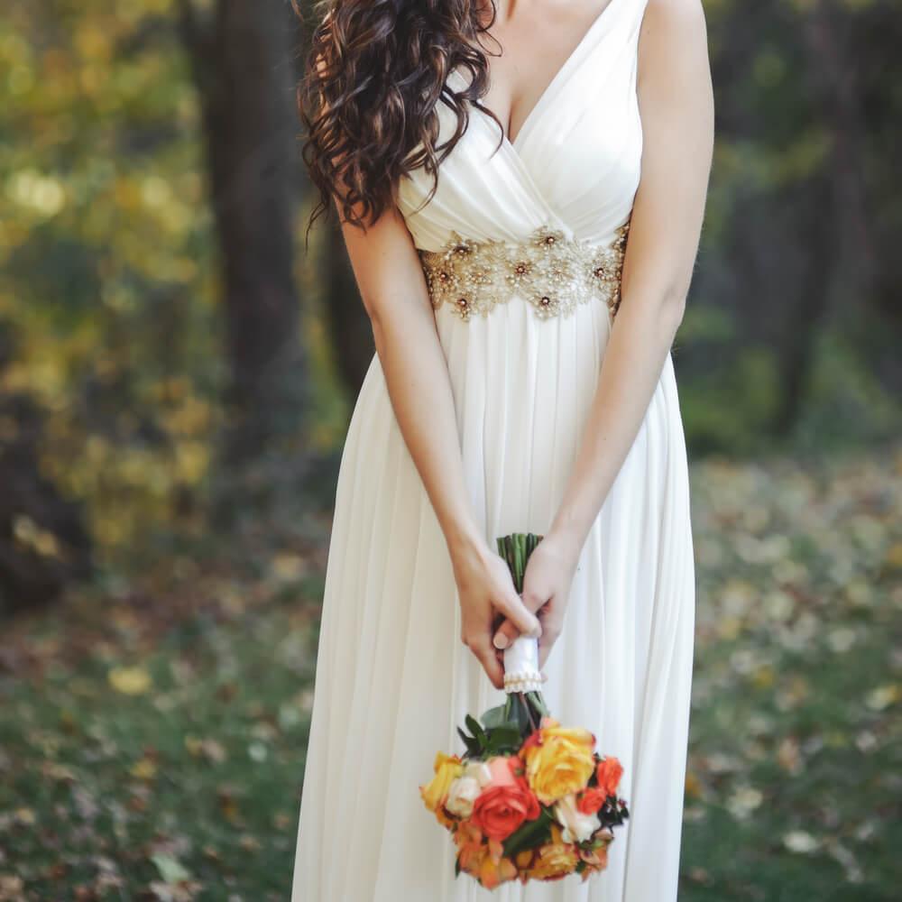 Svatební šaty nyní a před 100 lety 1