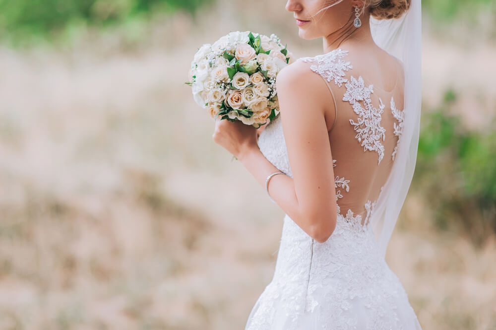 Svatební šaty nyní a před 100 lety 9