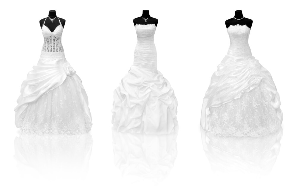 Svatební šaty nyní a před 100 lety 14