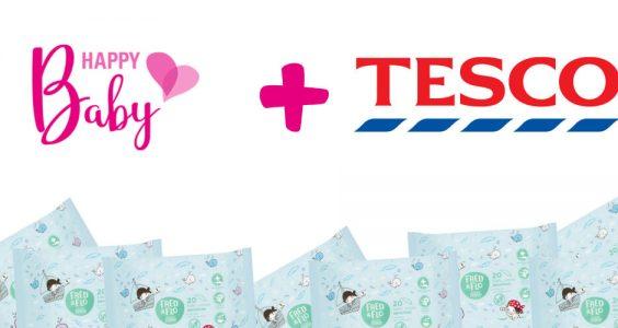 Tesco podporuje projekt Děkujeme sestřičkám 5