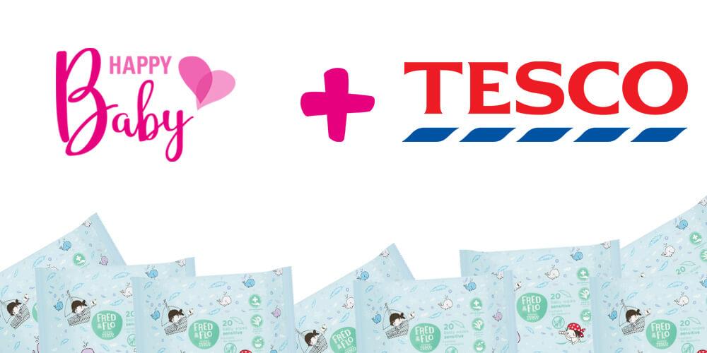 Tesco podporuje projekt Děkujeme sestřičkám 1