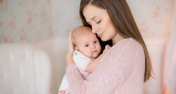 Maminky s miminkem