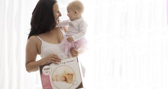 Dárkový balíček Já a moje miminko