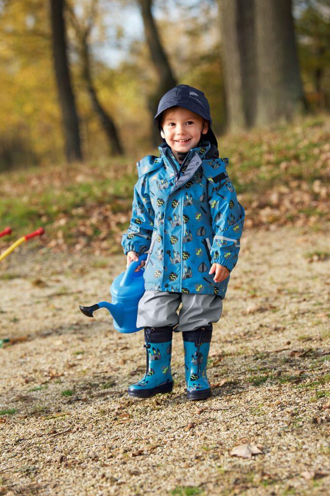 Děti mohou být venku bez ohledu na počasí! 4