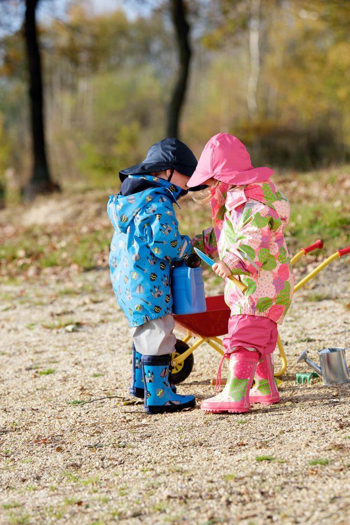 Děti mohou být venku bez ohledu na počasí! 6