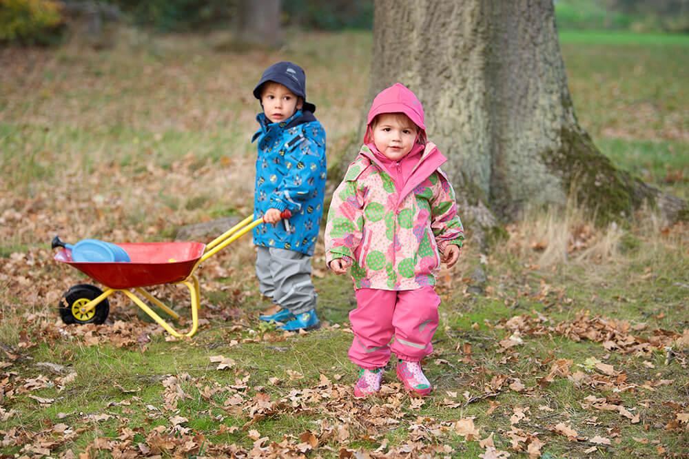 Děti mohou být venku bez ohledu na počasí! 7
