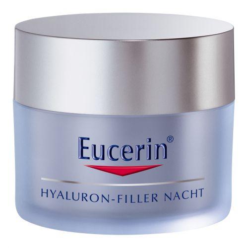 eucerin hyaluron filler noční krém