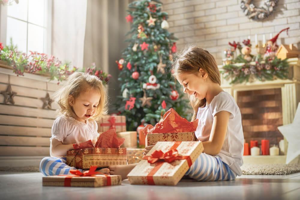 Vánoční tipy na dárky pro děti 3-6 let