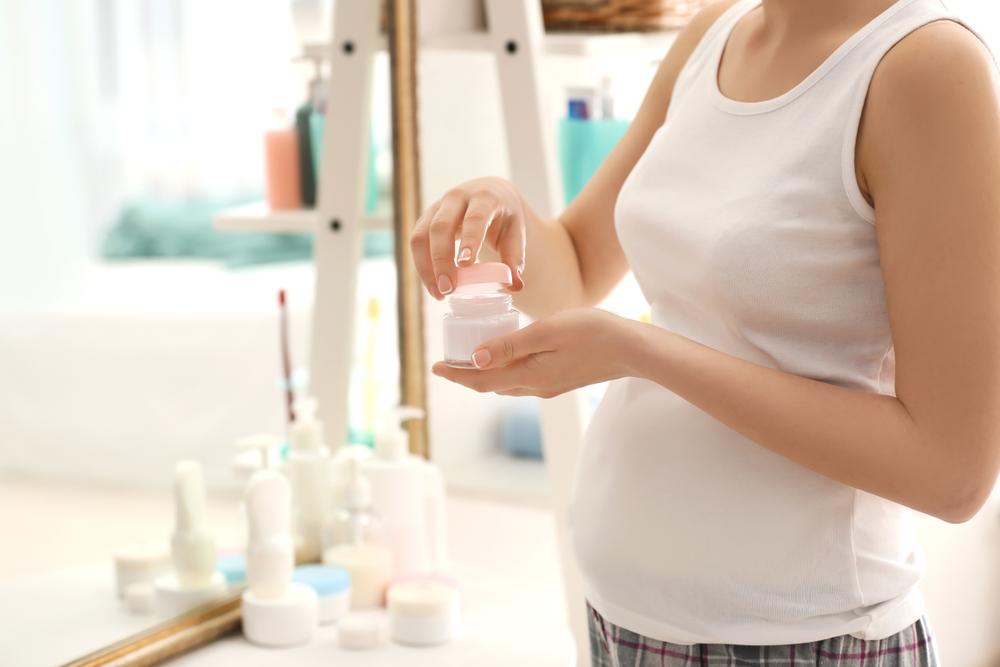 Péče o pleť v těhotenství