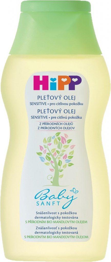 Pleťový olej HiPP
