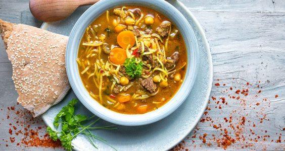 Marocká polévka Harira