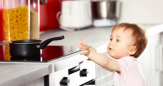 Bezpečnost dětí v domácnosti