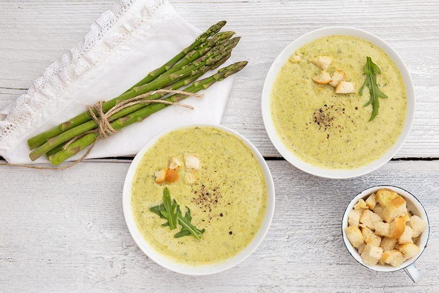 Chřestová polévka