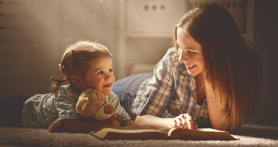 Čtěte si s dětmi a pomáhejte jim rozvíjet slovní zásobu i představivost 5
