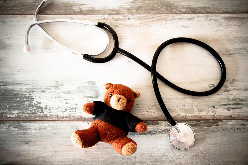 Očima otce - návštěva dětského lékaře 3