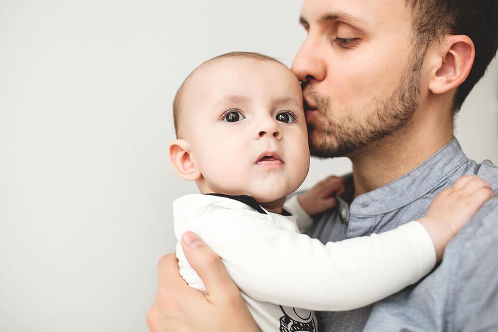 Očima otce - návštěva dětského lékaře 2
