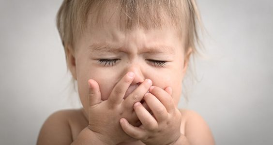 Plačící miminko