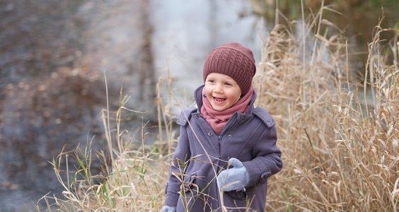 Podzimní dětská móda