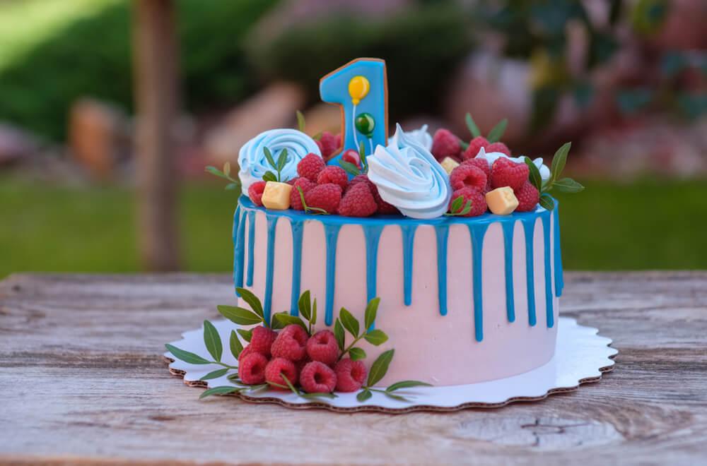 Narozeninový dort pro děti 2