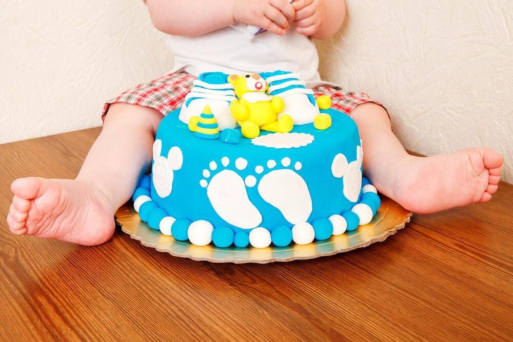 Narozeninový dort pro děti 4