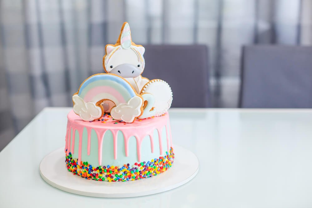 Narozeninový dort pro děti 6