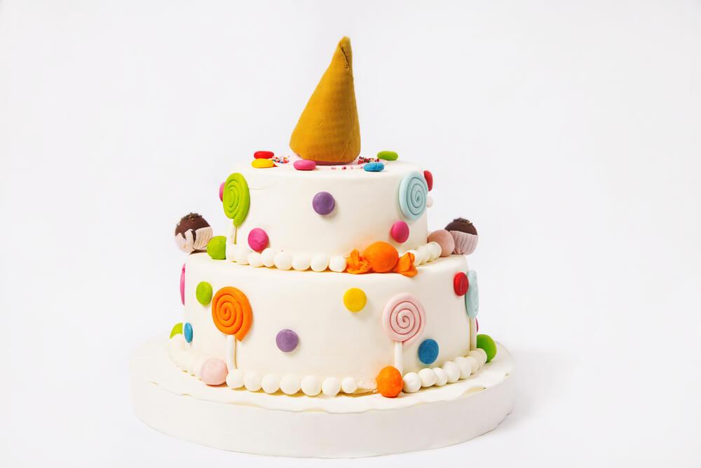 Inspirace na narozeninový dort