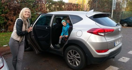 Maminka Mirka testuje - výběr toho správného auta pro nás 8