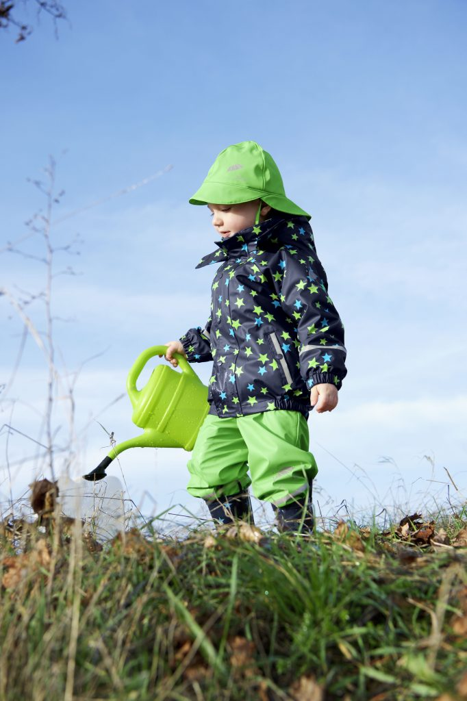 Děti mohou být venku bez ohledu na počasí! 2