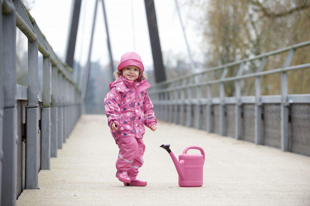 Děti mohou být venku bez ohledu na počasí! 1