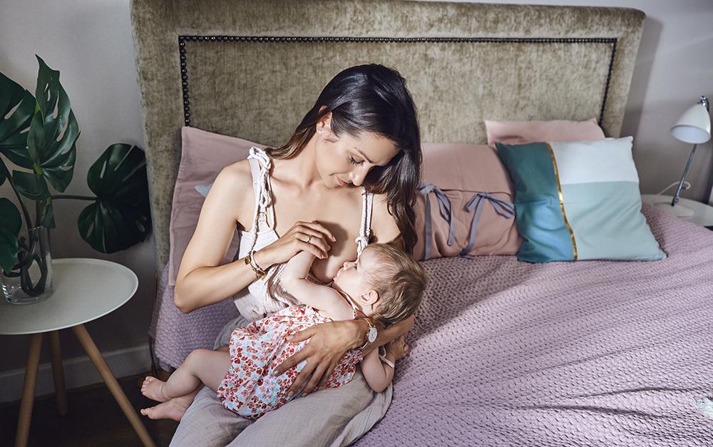 Maminka Renata - testovala odsavačku LOVI 7