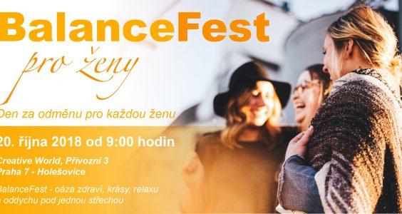 Program Work in Balance uvádí první BalanceFest v Praze 7