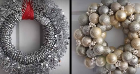 Vánoční dekorace - zdroj Youtube.com