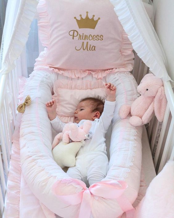 Hnízdečka pro miminka 1