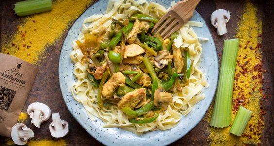 Kuře Chop suey 21