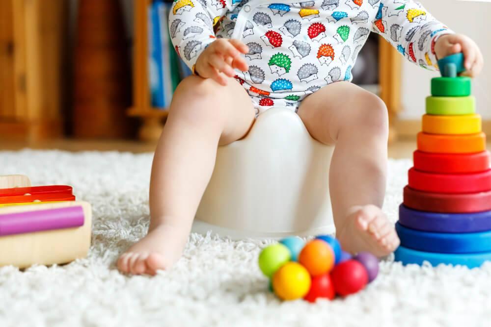 Jak učit dítě na nočník – pozor na rizika 2