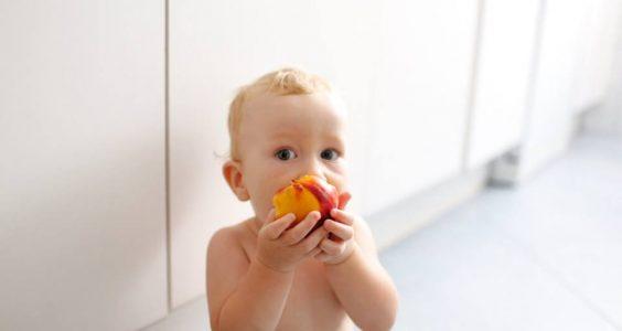 První příkrmy pro miminko? Vyzkoušejte metodu BLW 1