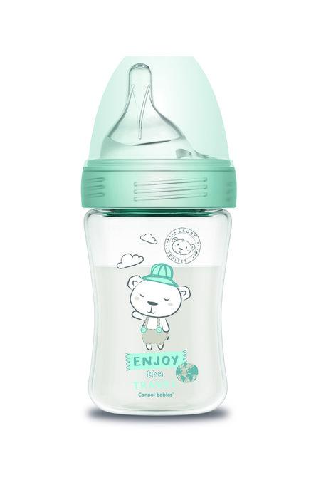 Výsledky testování kojeneckých láhví Haberman značky Canpol babies 3