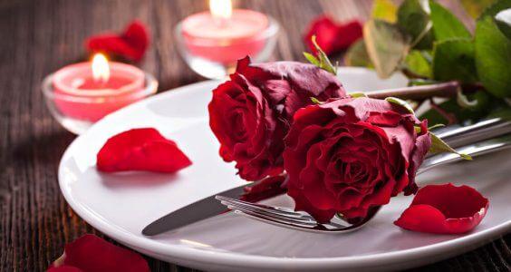 Valentýnská večeře jako afrodiziakum? 1