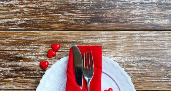 Romantická večeře pro dva nejen na Valentýna 2