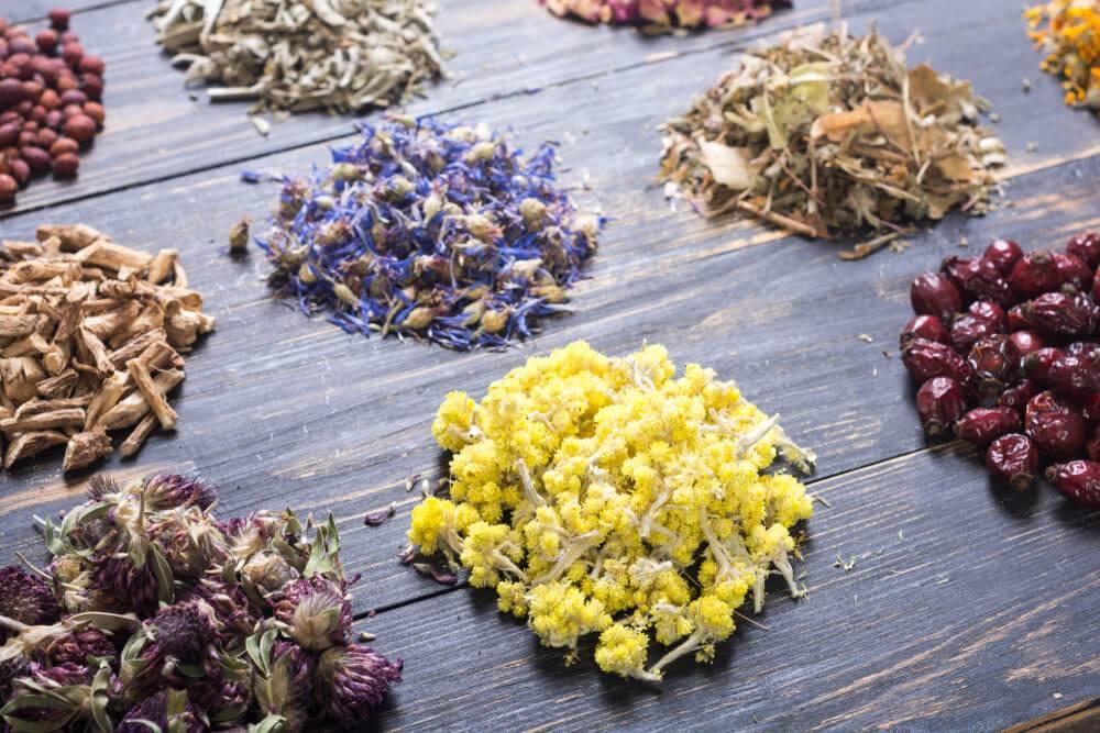 Vyrábíme doma – koupel z léčivých bylinek 1