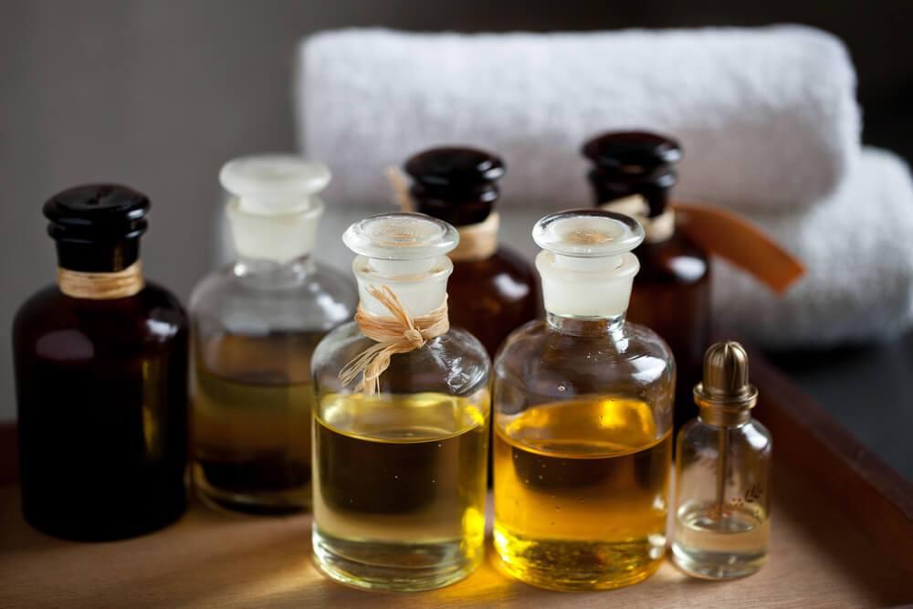 Koupelový olej v těhotenství 1