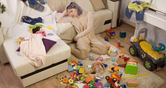Mateřská skutečně není dovolená, zvlášť pokud je jedno dítě 15