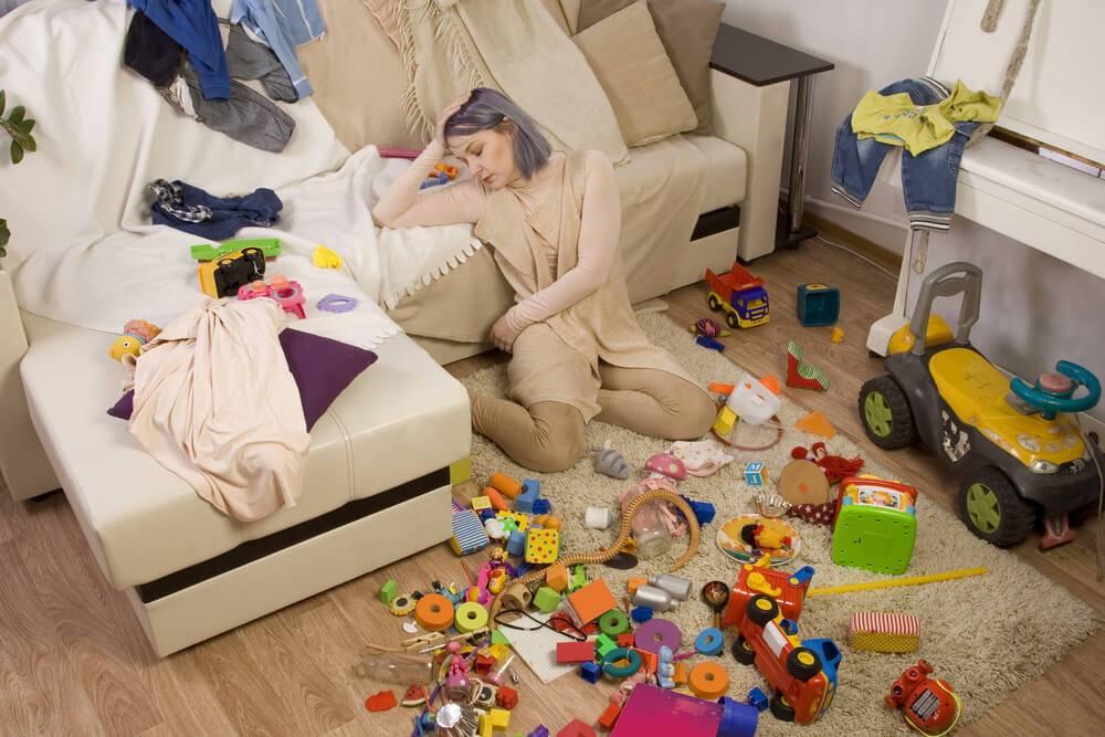 Mateřská skutečně není dovolená, zvlášť pokud je jedno dítě 1