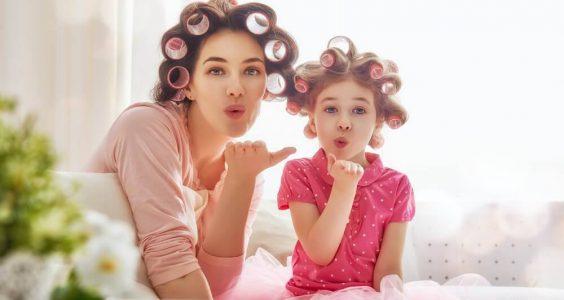 Matka a dcera a výchova 9