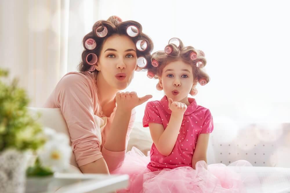 Matka a dcera a výchova 1