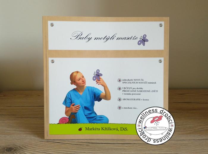 VÝHERCE soutěže o knihu Baby motýlí masáže 2