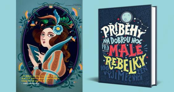 VÝHERCI - 5ti knih Příběhy na dobrou noc pro malé rebelky 10